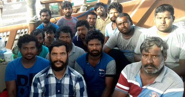 'Are we not Indians? Should we die here?': 37 Tamil Nadu fishermen have been held in Iran for months