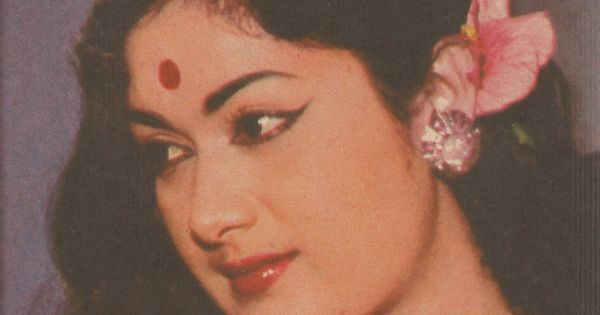 Telugu Veteran Actress Savithri Rare Stills: A Savitri Biopic Is In The Works Since 'the Kind Of Love