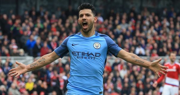 Sergio Aguero signs one-year  contract extension with Manchester City