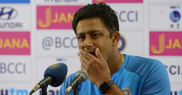 Kumble steps down as India's coach despite Tendulkar-Ganguly-Laxman's recommendation