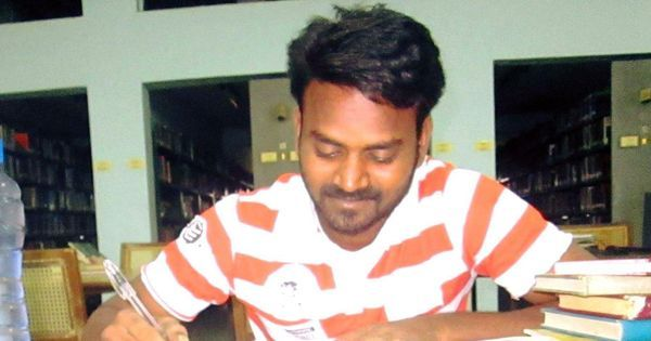 JNU student's alleged suicide brings back memories of Rohith Vemula