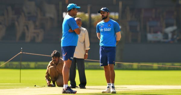 India squad departs for West Indies tour, coach Anil Kumble stays back in UK for ICC meeting: Report