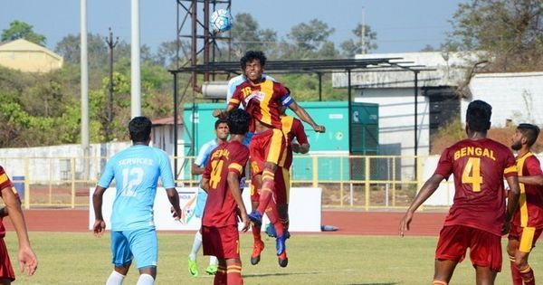 Manvir Singh's extra-time winner helps West Bengal lift Santosh Trophy for record 32nd time