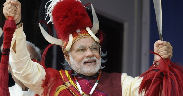 Modi is a magician who could even give Houdini a run for his money