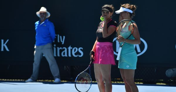 Indian Wells: Last Indian in the fray, Sania Mirza, bows out in quarter-final with Barbora Strycova