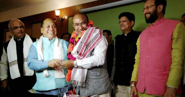 Will the BJP be able to hold on to government in Manipur this time?