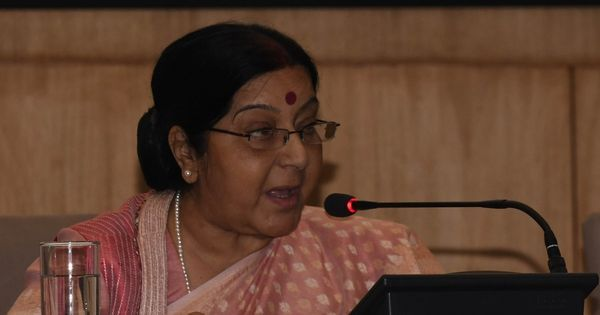 Gulf crisis: There is no challenge arising out of this for us, says Sushma Swaraj