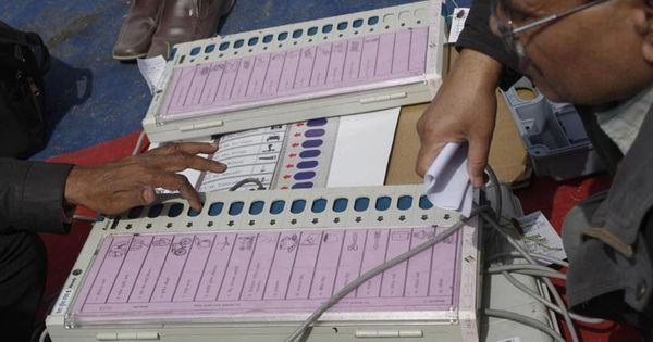 Maharashtra: Buldhana official says faulty EVM gave votes to BJP in ZP election before repoll