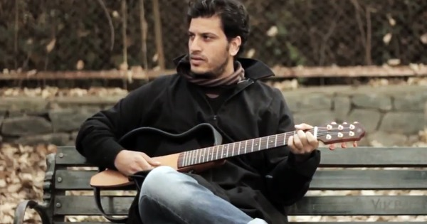 The golden voice of Kashmir's indie musicians echoes with politics and folklore