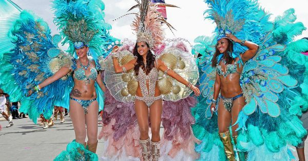 Trinidad and Tobago's Carnival has gone feminist (bikinis and feathers included)