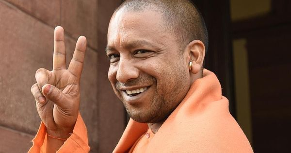 Yogi Adiyanath's appointment as UP chief minister gives Twitter an irony attack