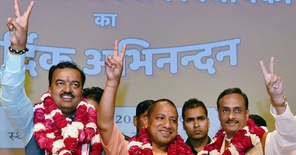 Back to basics: With Adityanath in UP, the BJP has its eyes set on Gujarat, Karnataka and Himachal