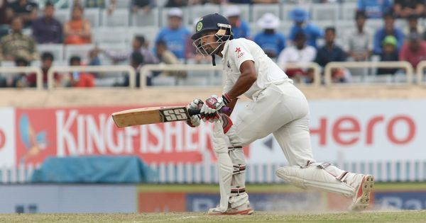 Conditions determine who bats at Nos 6, 7 and 8, says Saha on his fluctuating batting slot