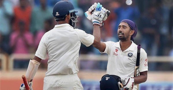 Cricket: Cheteshwar Pujara's 202, Ravindra Jadeja's late strikes put India in command on Day 4