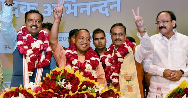 The big news: Yogi Adityanath says he 'won't discriminate' as new UP CM, and nine other top stories