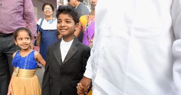 'Lion' star Sunny Pawar reminds us that despite all the hype, he is just a kid
