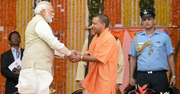 In Lok Sabha address, Yogi Adityanath vows to make Uttar Pradesh free of corruption and riots