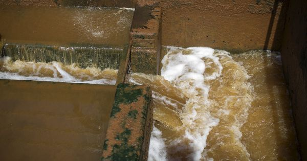 Fluid power: Waste water could be recycled as a sustainable source of energy
