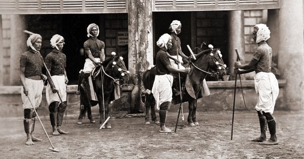 Watch: How a Manipuri sport led to the creation of the modern polo shirt (not to mention the game)