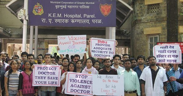Video: What the attacks on doctors and the strike say about the gaps in India's hospitals