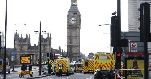 London Parliament attack: Police say assailant was inspired by 'Islamist-related terrorism'