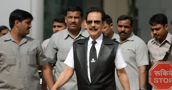Relief for Sahara chief Subrata Roy as court scraps non-bailable warrant against him