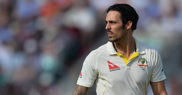 India will be nervous because Dharamsala pitch will suit Australia more, says Mitchell Johnson