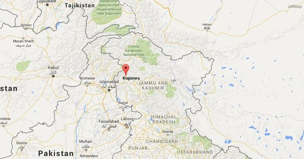 Jammu and Kashmir: One militant killed as Army foils infiltration bid in Kupwara