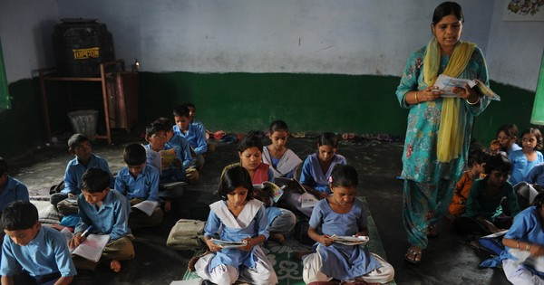 Civil servants run poor quality schools for India's kids, but want premium schools for their own