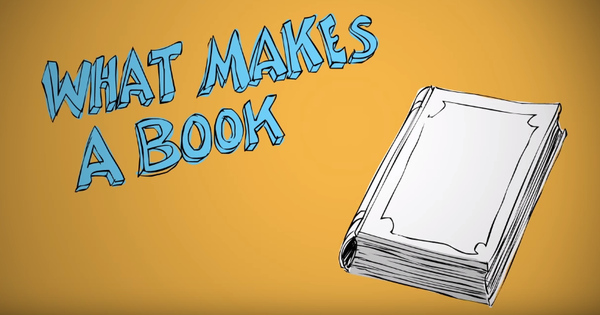 Watch: An animated video that explains how books evolved, from parchment to tablets