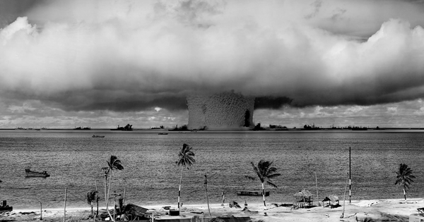 Bikini islanders still deal with fallout of US nuclear tests, 70 years later
