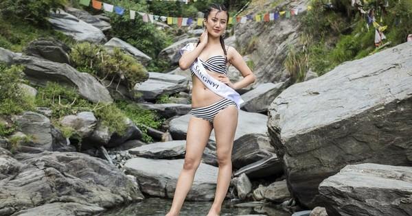 मिस तिब्बत तेनजिंग सांज्ञी को सातवें आसमान पर होना चाहिए था, पर इसका उल्टा क्यों हो रहा है?
