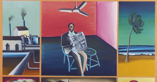 Bhupen Khakhar: A great painter of little lives