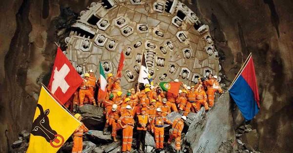 आज शुरू हो रही दुनिया की सबसे लंबी रेल सुरंग को सिर्फ यही बात अजूबा नहीं बनाती