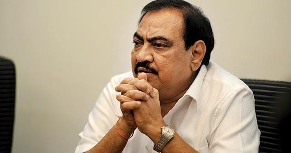 Why Narendra Modi and Amit Shah can't wish their Eknath Khadse problem away