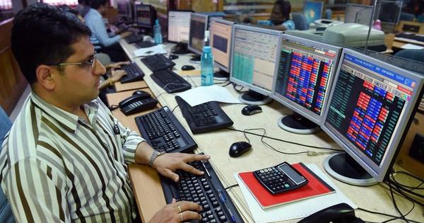 Indian markets slump amid global cues, Tata stocks surge
