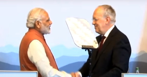 Watch: Switzerland promised to support India's NSG bid when Modi visited just two weeks ago