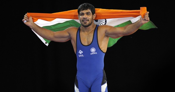 Sushil Kumar says meeting with Wrestling Federation of India officials was positive