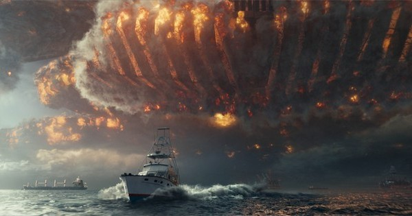 The invading aliens in 'Independence Day: Resurgence' have run into a whole new global order