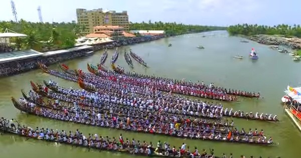 Video: Get a bird's eye view of Kerala's landmark places and events