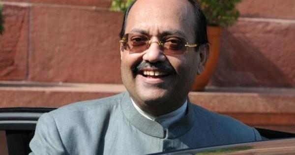 'दूसरी पार्टी में शामिल होने के लिए अच्छे मौके का इंतजार है' : अमर सिंह
