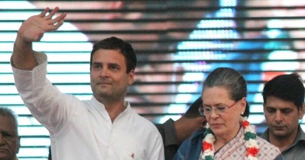 Gandhis remain the glue that keeps the Congress together, but change is essential