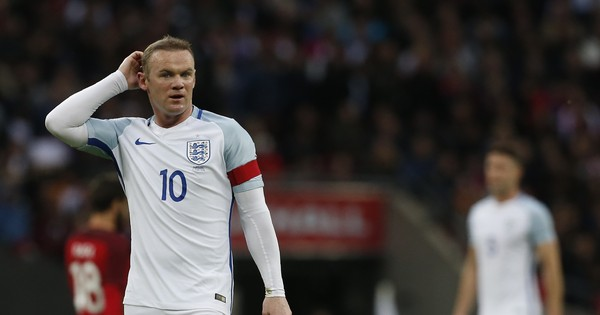 Here are all the numbers that defined Wayne Rooney's eventful international career