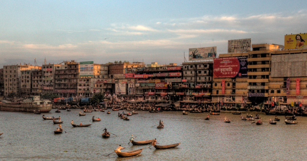 Lessons from the noise of urban innovation in Dhaka, the world's second-least-liveable city