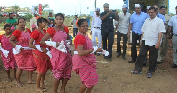 Aam Aadmi Party dips its toes in Goan waters and creates a rumble in the Konkan