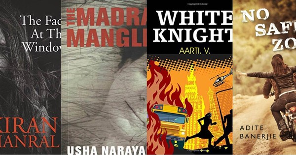 How India's women writers are storming the 'male' bastion of action thrillers