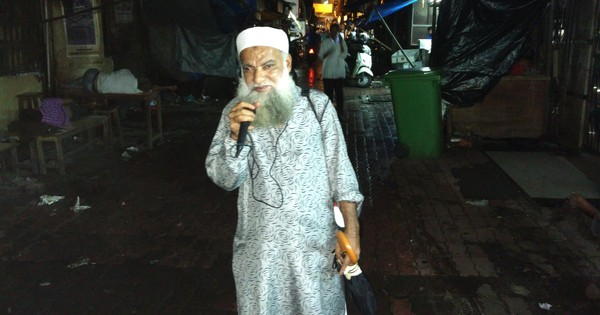 For 18 years, this man has been waking Mumbaikars up at Ramzan dawn