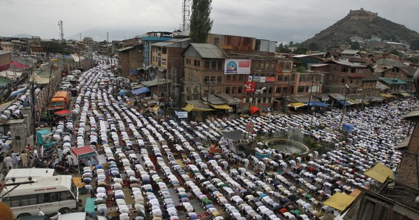 Prayers, fasting and feasting in the Valley: How Kashmir celebrates Ramzan
