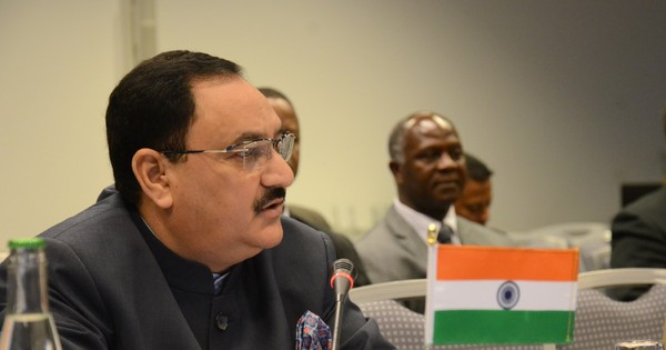 India produces 80% of drugs used to fight AIDS, JP Nadda tells UN