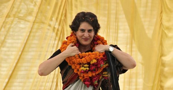 प्रियंका गांधी अमेठी में सपा के खिलाफ प्रचार करेंगी तो इससे अखिलेश यादव खुश क्यों हैं?